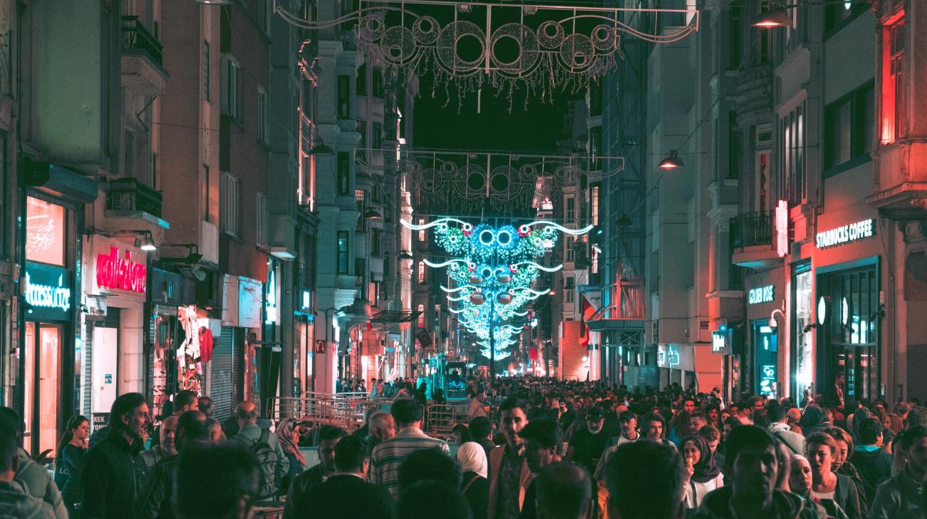 ليالي إسطنبول