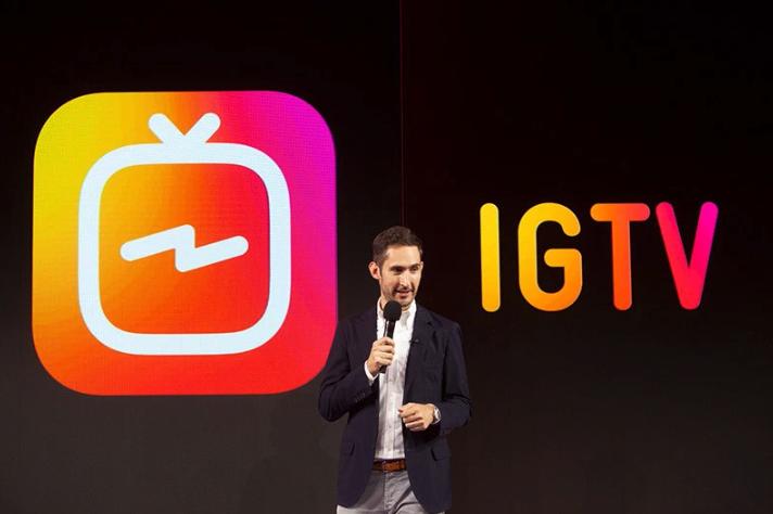 تلفزيون إنستغرام IGTV منافس جديد في وجه موقع يوتيوب